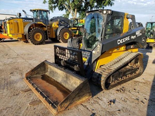 Detail photo of 2018 John Deere 333G from Construction Equipment Guide