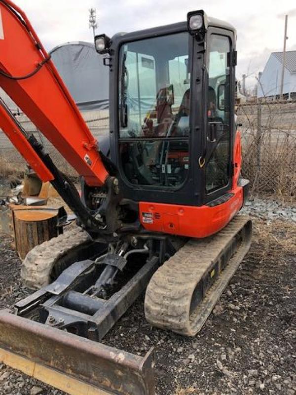 Detail photo of 2016 Kubota KX040 from Construction Equipment Guide