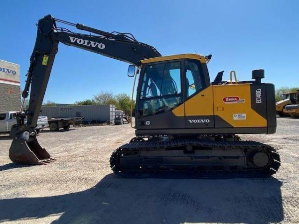 Detail photo of 2017 Volvo EC140 from Construction Equipment Guide