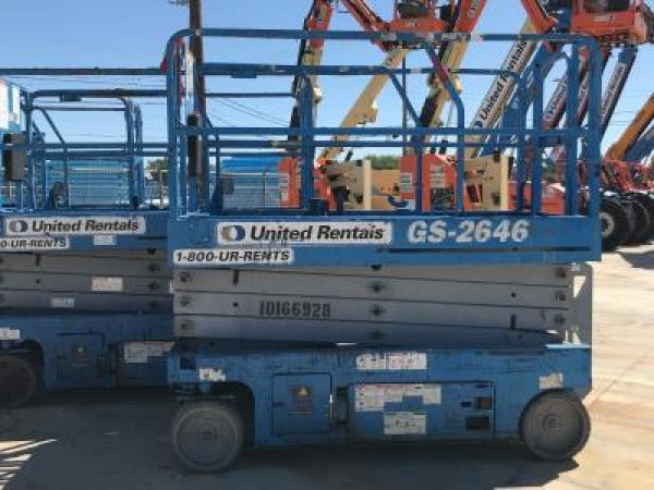 Detail photo of 2013 Genie GS-2646 from Construction Equipment Guide