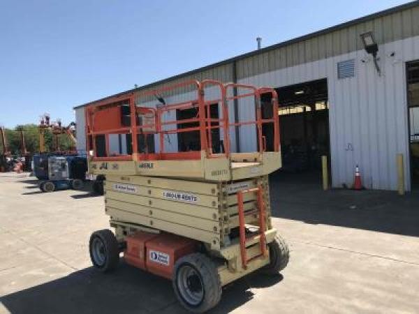 Detail photo of 2012 JLG 4069LE from Construction Equipment Guide