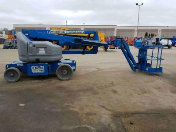 Detail photo of 2012 Genie Z-40/23N RJ from Construction Equipment Guide