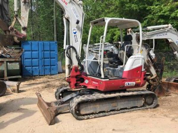Detail photo of 2014 Takeuchi TB260 from Construction Equipment Guide