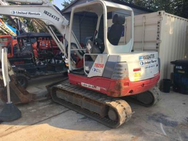 Detail photo of 2014 Takeuchi TB250 from Construction Equipment Guide