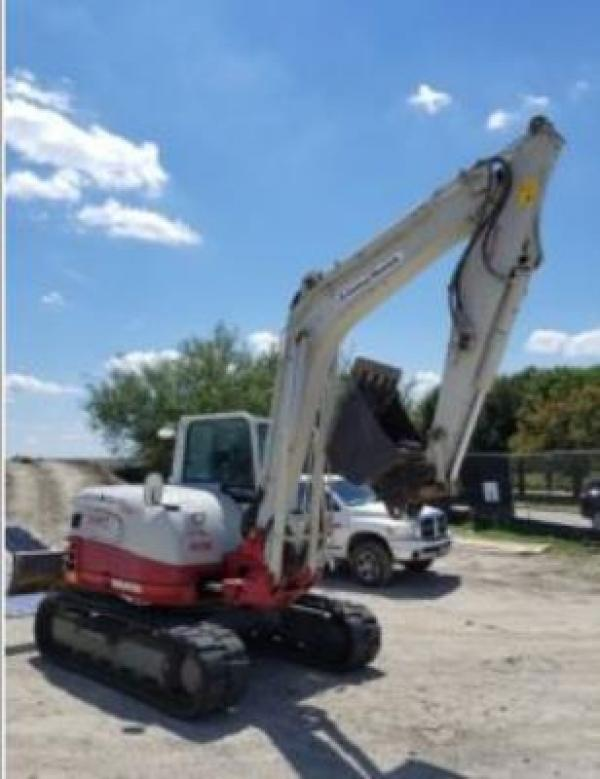 Detail photo of 2014 Takeuchi TB290 from Construction Equipment Guide