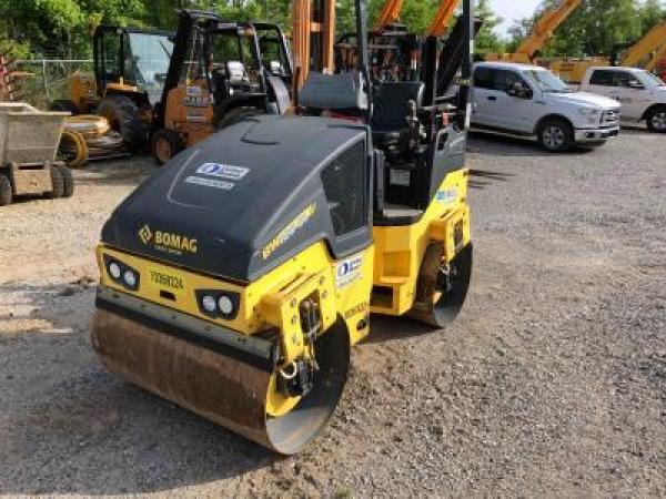Detail photo of 2015 Bomag BW 120 SL-5 from Construction Equipment Guide