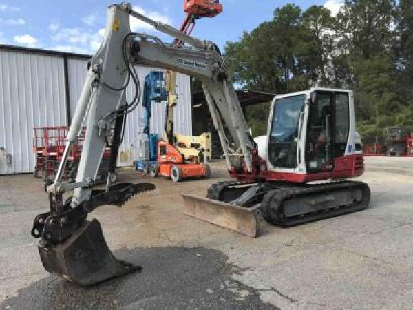 Detail photo of 2016 Takeuchi TB290 from Construction Equipment Guide