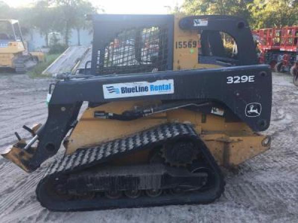 Detail photo of 2014 John Deere 329E from Construction Equipment Guide