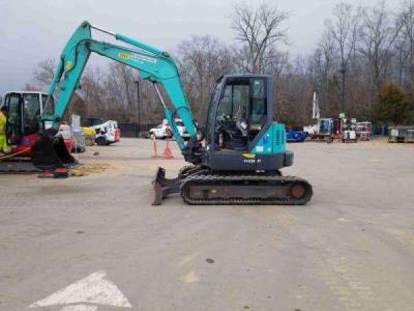 Detail photo of 2015 IHI 80VX-3 from Construction Equipment Guide