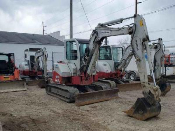 Detail photo of 2014 Takeuchi TB153FR from Construction Equipment Guide