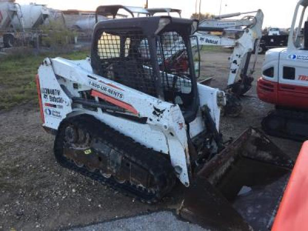 Detail photo of 2014 Bobcat T550 from Construction Equipment Guide