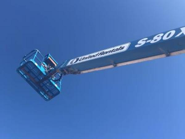 Detail photo of 2012 Genie S-80X from Construction Equipment Guide