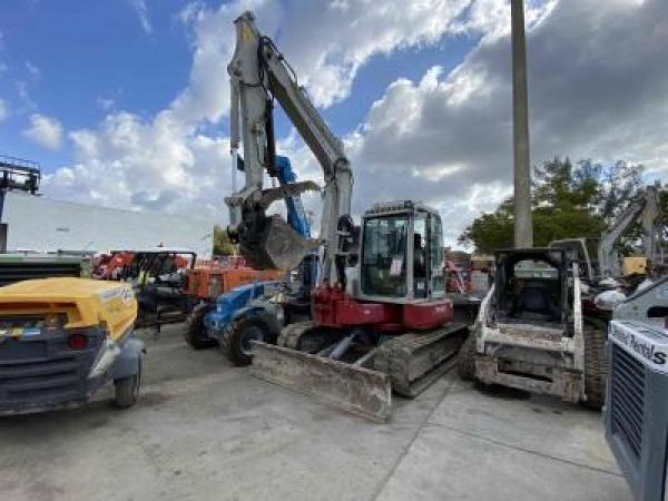 Detail photo of 2014 Takeuchi TB180FR from Construction Equipment Guide