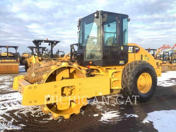 Detail photo of 2010 Caterpillar CP54 from Construction Equipment Guide