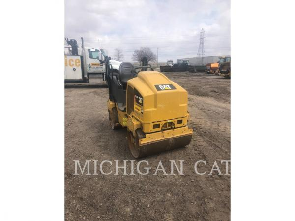 Detail photo of 2017 Caterpillar CB14B from Construction Equipment Guide