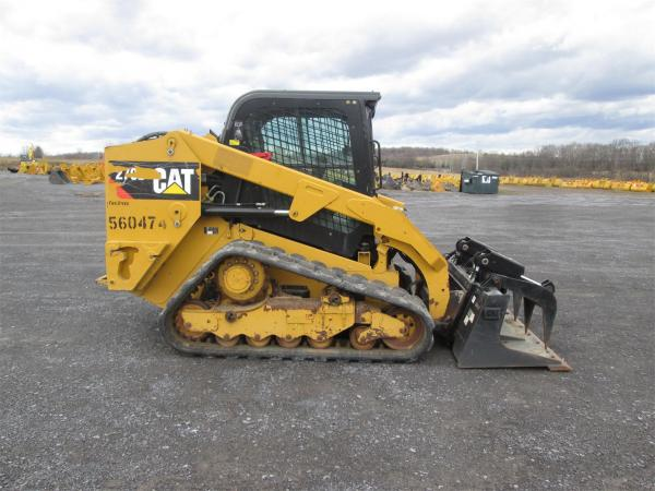 Detail photo of  Caterpillar 279D from Construction Equipment Guide