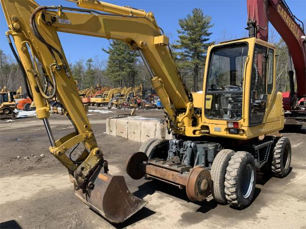 Detail photo of 1998 Komatsu PW95 from Construction Equipment Guide