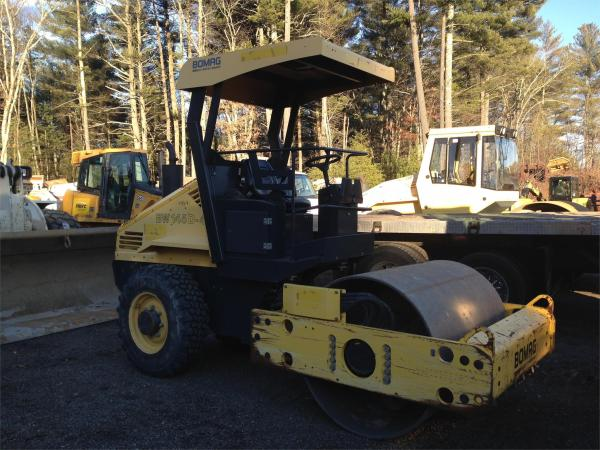 Detail photo of 2012 Bomag BW 145 D-40 from Construction Equipment Guide