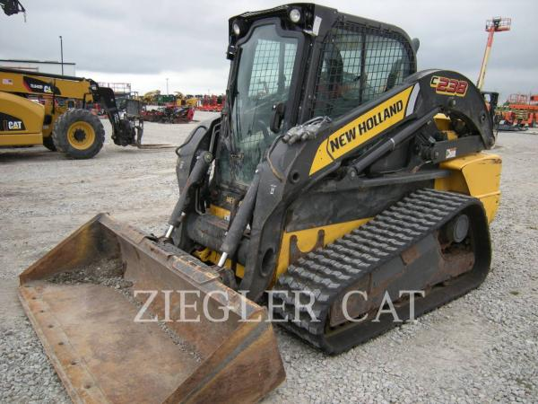 Detail photo of 2014 New Holland C238 from Construction Equipment Guide