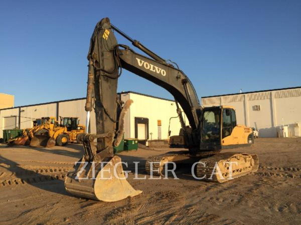 Detail photo of 2008 Volvo EC290CLC from Construction Equipment Guide