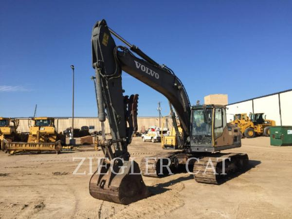 Detail photo of 2013 Volvo EC220D from Construction Equipment Guide