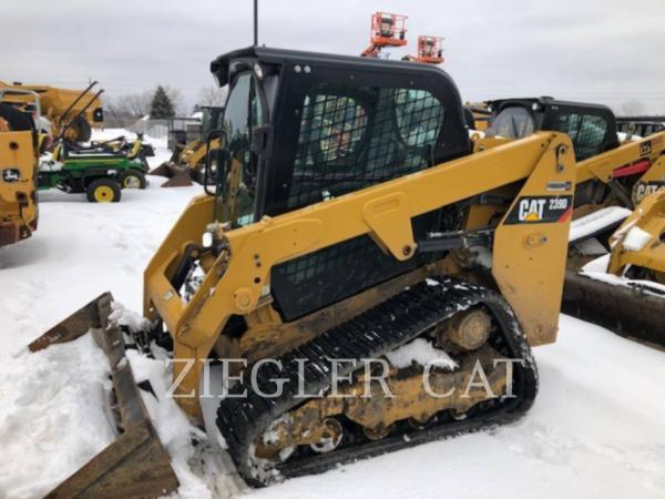 Detail photo of 2016 Caterpillar 239D from Construction Equipment Guide