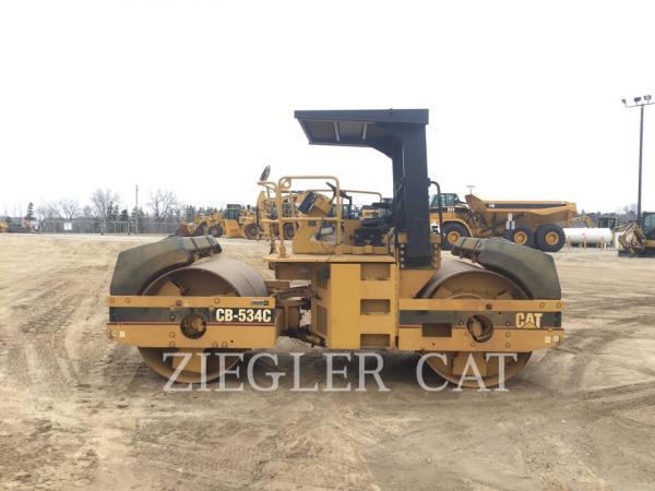 Detail photo of 2002 Caterpillar CB534C from Construction Equipment Guide