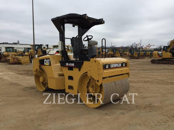Detail photo of 2006 Caterpillar CB434D from Construction Equipment Guide
