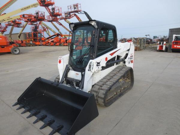 Detail photo of 2018 Bobcat T550 from Construction Equipment Guide