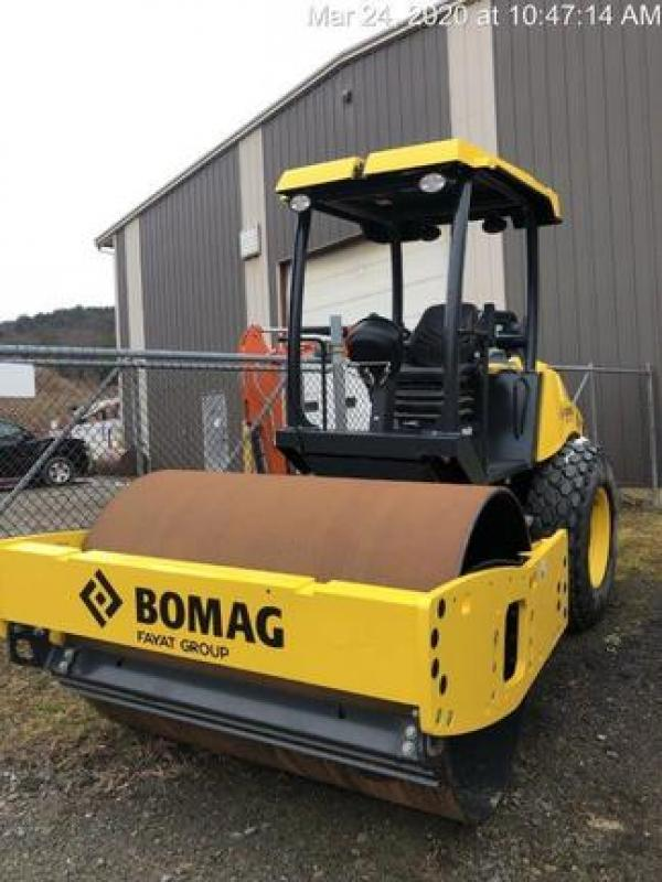 Detail photo of 2019 Bomag BW177 DH5 from Construction Equipment Guide