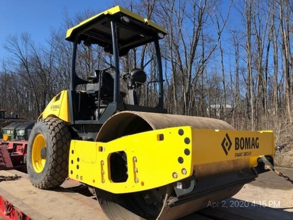 Detail photo of 2019 Bomag BW 177 DH-5 from Construction Equipment Guide