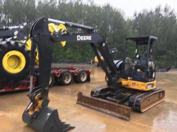 Detail photo of 2016 John Deere 50G from Construction Equipment Guide