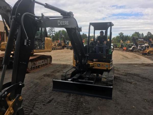 Detail photo of 2015 John Deere 50G from Construction Equipment Guide