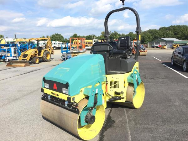 Detail photo of 2016 Ammann ARX26 from Construction Equipment Guide