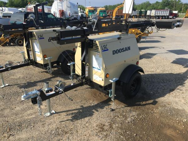 Detail photo of 2018 Doosan Portable Power LSC50HZ from Construction Equipment Guide