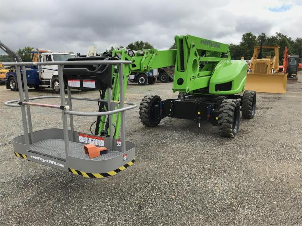 Detail photo of 2018 Niftylift SP64 from Construction Equipment Guide