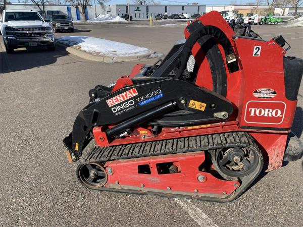 Detail photo of 2018 Toro DINGO TX 1000W from Construction Equipment Guide