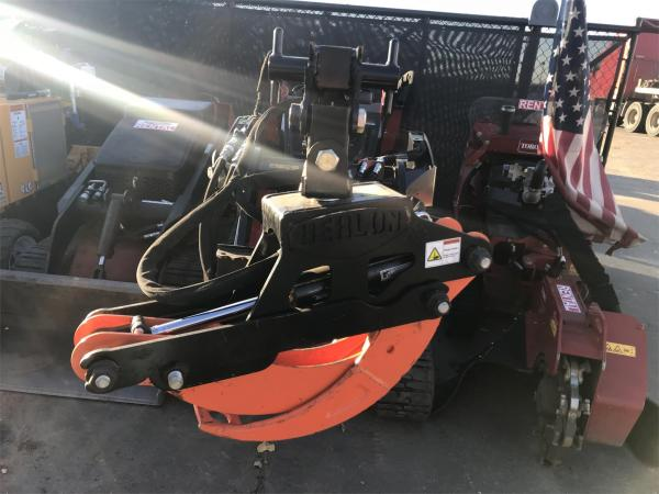 Detail photo of 2018 Berbes Trailer MIFC MINI FORESTRY CLAW from Construction Equipment Guide