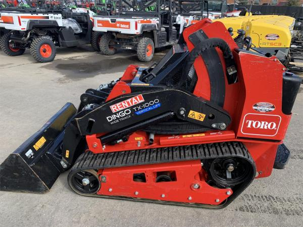 Detail photo of 2019 Toro DINGO TX 1000W from Construction Equipment Guide