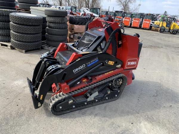 Detail photo of 2019 Toro DINGO TX 1000N from Construction Equipment Guide