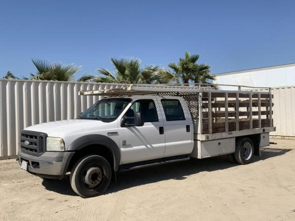 Detail photo of 2005 Ford F-550 from Construction Equipment Guide