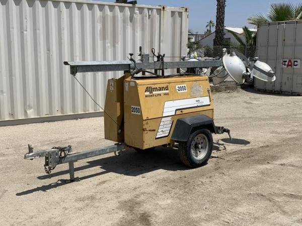 Detail photo of  Allmand LT4 from Construction Equipment Guide