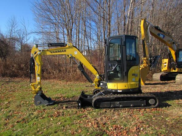 Detail photo of 2019 Yanmar VIO35-6A from Construction Equipment Guide