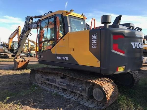 Detail photo of 2019 Volvo EC140 from Construction Equipment Guide