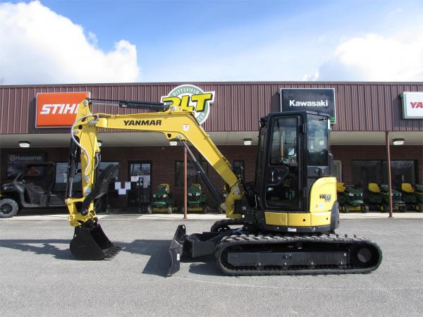 Detail photo of 2020 Yanmar VIO55-6A from Construction Equipment Guide