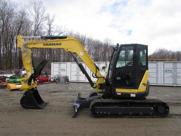 Detail photo of 2020 Yanmar VIO80-1A from Construction Equipment Guide