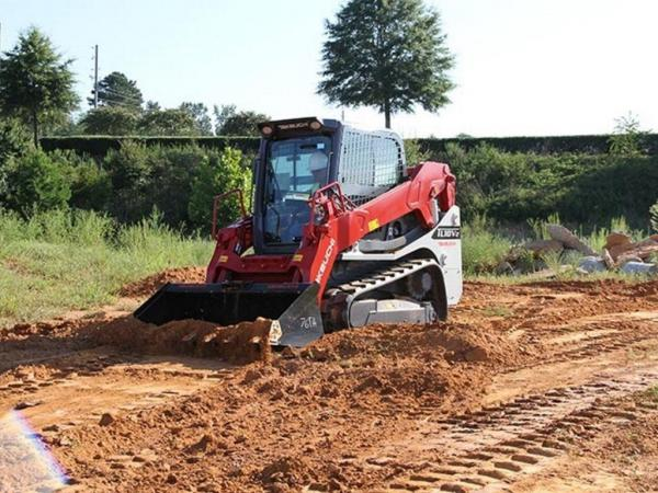 Detail photo of 2019 Takeuchi TL10V2 from Construction Equipment Guide