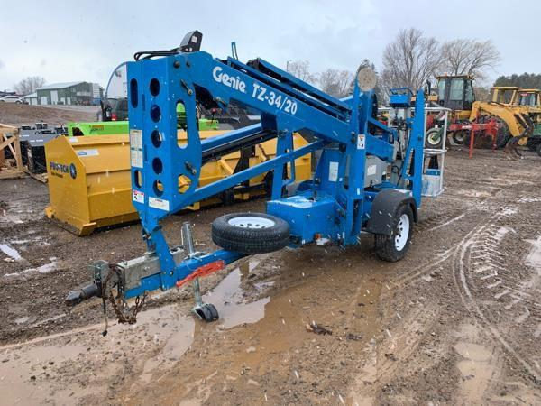 Detail photo of 2014 Genie TZ-34/20 from Construction Equipment Guide