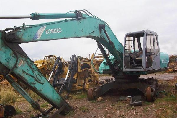 Detail photo of  Kobelco SK200 V from Construction Equipment Guide