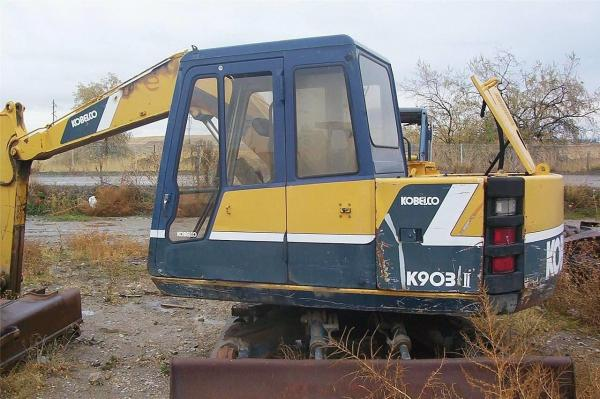 Detail photo of  Kobelco K903 II from Construction Equipment Guide